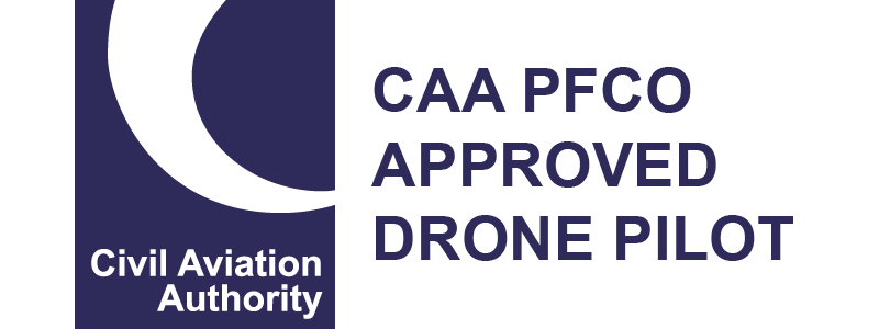 CAA PFCO Approved Drone Pilot